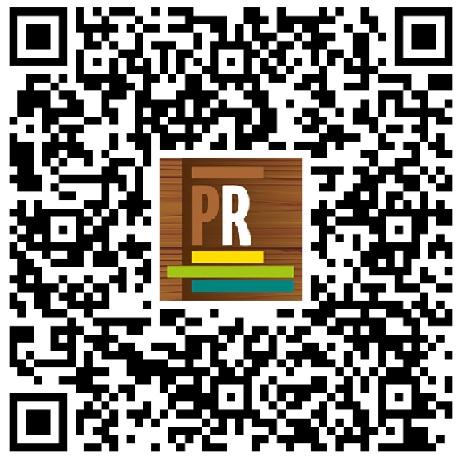 QR-Code für Parkettraum App