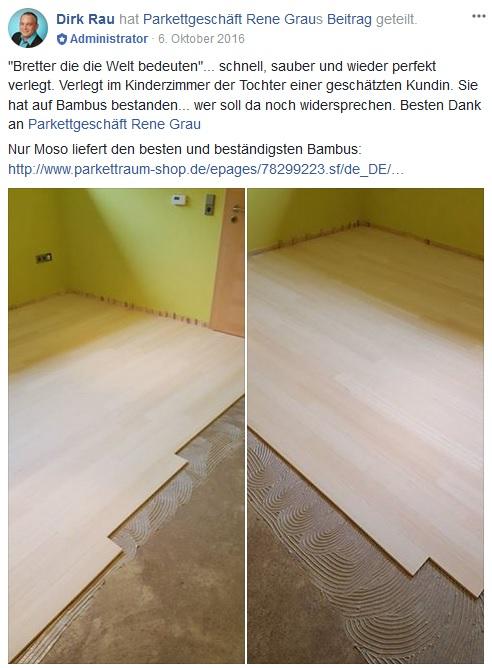 BVH Bambus Bretter