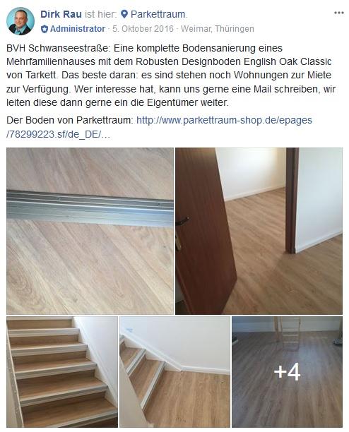 BVH Schwanseestraße Weimar