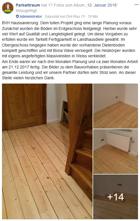BVH Haussanierung